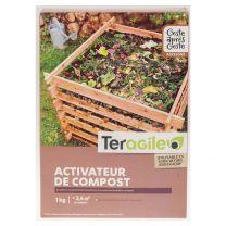 Activateur de Compost Teragile 1KG