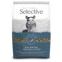 Aliment Chinchilla Science Selective 1,5KG