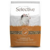 Aliment Rat Souris Science Selective 1,5KG