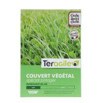 Améliorant du Sol - Couvert Végétal Spécial Potager Teragile 500G