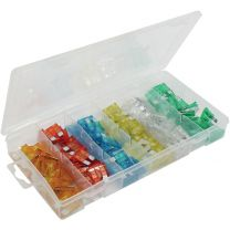 Assortiment de 120 Fusibles Standard