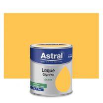 Astral Laque Glycéro Satin 0L5 Jaune Soleil