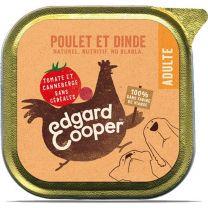 Barquette au Poulet pour Chiot Edgard & Cooper 150G