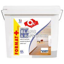 Blanc Mat A Rafraichir 6L