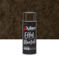 Bombe Julien Effet Martelé Marron