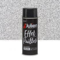 Bombe Julien Effet Pailletté Argenté