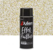Bombe Julien Effet Paillette Or