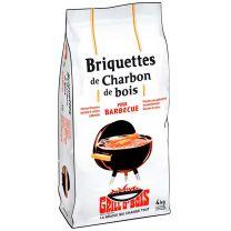 Briquette Charbon de Bois