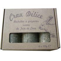 Bûchette de Foin à Grignoter Crau Delice