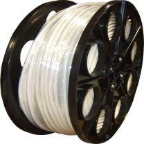 Câble Blanc 1/2 Touret HO5