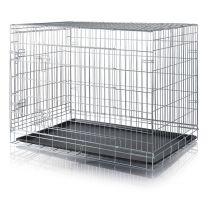 Cage De Transport Métal Chien