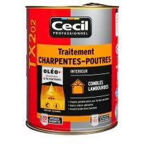 Cecil Poutres Charpentes 5L