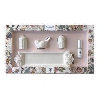 Coffret de 3 Miniatures Parfumées Jardins de Fantaisies