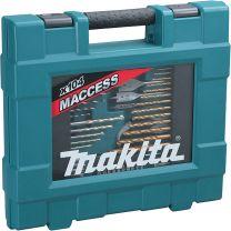 Coffret Makita 104 Accessoires