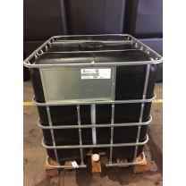 Container 1000L Noir Palette