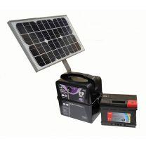 Creb - Electrificateur Clôture EP 5000G Kit