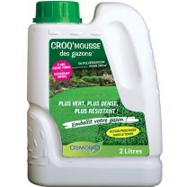 Croq Mousse Gazon 2L