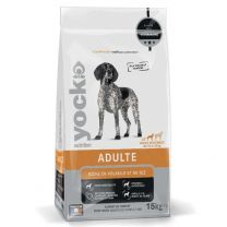 Croquette Chien Yock Nutri Medium Adulte