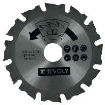 Disque Sculpter D115 X 22.2