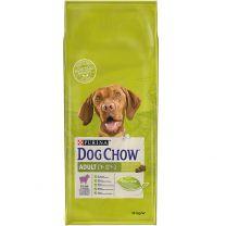 Dog Chow Chien Adulte Agneau - 14KG