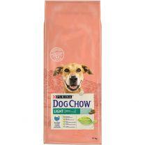Dog Chow Chien Light Dinde - 14KG