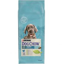 Dog Chow Chien Puppy Large Breed - Dinde - 14KG