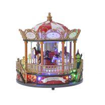 Figurine - Manège Carnaval d'Hiver