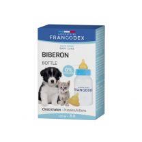 Francodex - Biberon Chiot Chaton 120ML