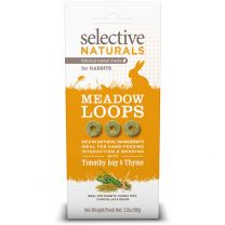 Friandise Lapin Selective Naturals 80G