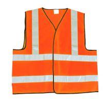Gilet Haute Vision Orange