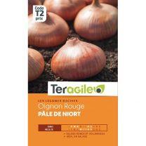 Graines Teragile d'Oignon Rouge Pâle Niort