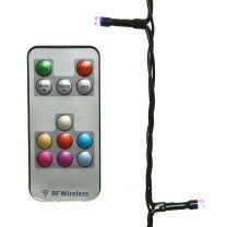 Guirlande LED Multicolore avec Télécommande - 9.9M