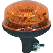 Gyrophare 8 LED sur Tige Flexible
