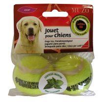 Jouet Balle Tennis Menthe S