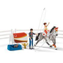 Kit de Voltige Equestre Schleich
