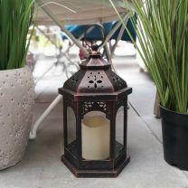 Lanterne Maroc Smart Garden
