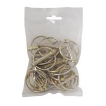 Lot de 20 Goupilles Clips Fil 6MM