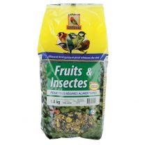 Melange Fruits Insectes 1.8KG