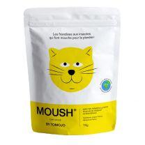 Moush - Friandises pour Chat aux Insectes Action Rénale 70G