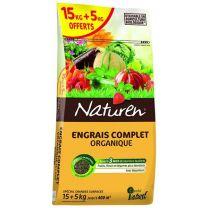 Naturen Engrais Univ 15KG+5KG