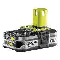 One + Ryobi Batterie 18V 2.5AH