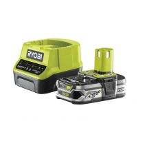 One + Ryobi Batterie 18V 2.5AH + Chargeur