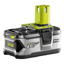 One + Ryobi Batterie 18V 4AH + Chargeur
