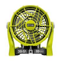 One+ Ryobi Ventilateur 2 Vitesses sans Batterie