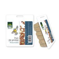 Pain de graisse aux Cacahuètes Hamiform 320G