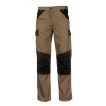 Pantalon de Travail Fortec Havane Noir