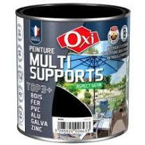 PEINTURE MULTI SUPPORTS NOIR 0.5L