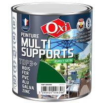 PEINTURE MULTI SUPPORTS VERT MOUSSE TOP3 0.5L
