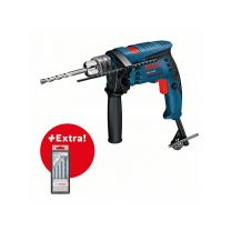 Perceuse GBS 13 RE + SET 4 Forets Bosch