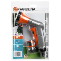 Pistolet et Raccords Arrosage Gardena